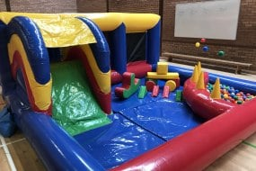 Soft Play - Bounce & Party Glasgow
