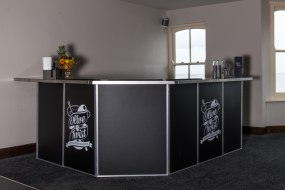 Our 5 Bay Corner Bar (Max 120)