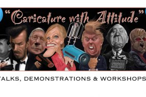 Caricature with Attitude