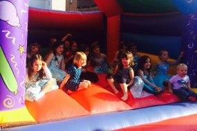 Bounce Bounce Bouncy Castle Hire
