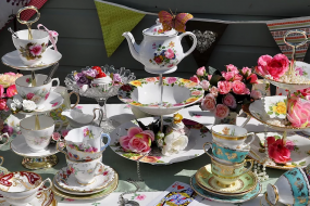 Time For Tea Parties