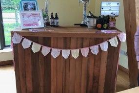 our wedding bar