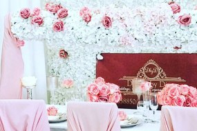 Wedding Top Table Set