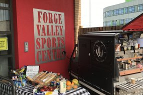 Forge valley Sheffield special olympics