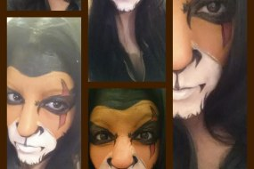 Lalale Face Painting