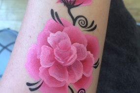 Rose Body Art