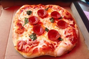 Pepperoni Pizza suffolk mobile catering