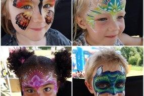 Butterflies, Mermaid ,Princess , Dragons