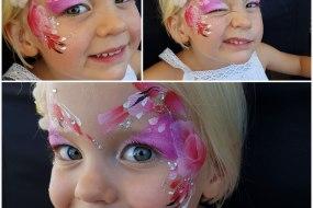 Children facepaint