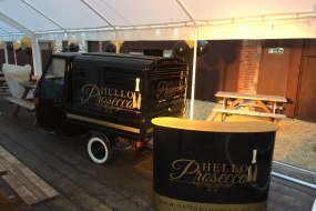 Mobile Prosecco Bar Leicestershire