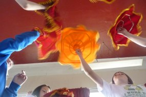 Chinese Spinning Cloths