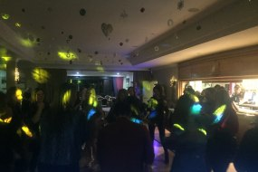 Busy dance floor at S&B CC, Hillside, Southport