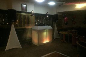 Bronze Plus Package set-up at Hesketh Golf Club, Southport