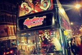 London Bus Party