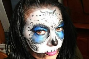 Running Wild Face Painting