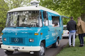 Our van- Nessie.