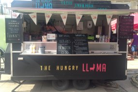 The Hungry Llama