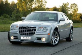 Limo Style, Chrysler Baby Bentley, Wedding Car, Executive Car