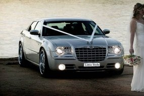 Limo Style, Chrysler Baby Bentley, Wedding Car Hire, Wedding Cars Essex