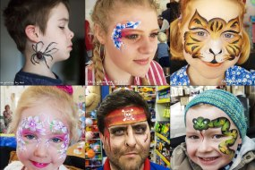 Face Painting by Ewa