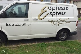 Espresso Espress Mobile Coffee Van