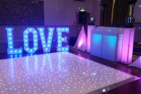 Mobile Disco Dancefloor Love Letters