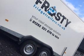 Frosty Fridge Trailers