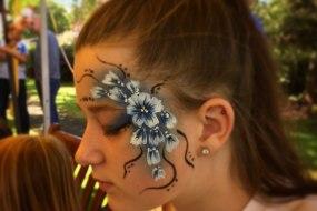 Arcadia Art Design Face Painting