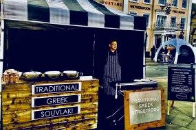 The Greek Street Food Company