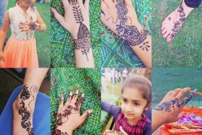 Henna by Sanj
