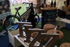 Prosecco & Pimms Cocktail Bike