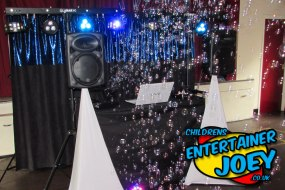 Kids DJ & Disco Party Entertainment