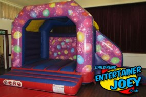 Bouncy Castle Party Packages