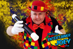 Children's Entertainer Joey