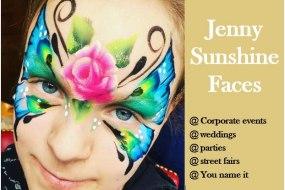 Jenny Sunshine Faces