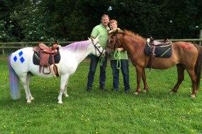 My Little Pony Parties Rarity & Applejack