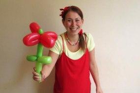 Bristol children's entertainment - balloon modeling