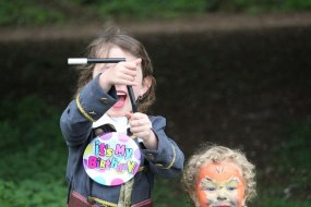 magic show - kids party Taunton -