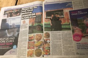 Derby Telegraph article
