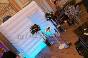 Inflatable Photo Booth - Voted best Booth design 2014