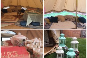 Tents and Teacup Events