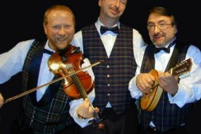 The Rhythm Chaps Ceilidh Band