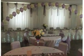 venue decoration packages
