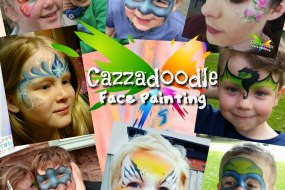 Cazzadoodle Face Painting
