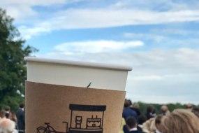 Coffee Bike London - Flyby