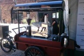 Coffee Bike London Car Launch