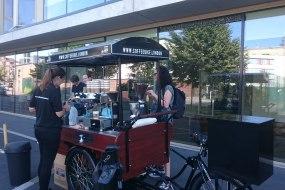 Coffee Bike London Corporate Event
