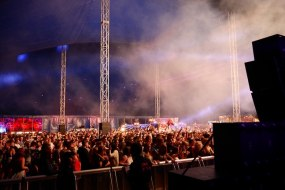 Festival Sound and Lighting Hire