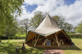 Giant Tipi Party Wales