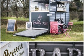 The Bubbly Box Mobile Bar